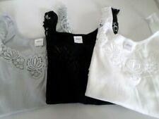 6-er Pack Damen-Unterhemden Unterwäsche Thieme  Baumwolle  Gr.42 NEU (5-8)