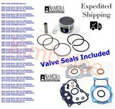 Honda TRX250EX TRX250X 250 Recon 69.50 mm .040 Bore Namura Piston Gaskets Seals
