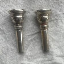VINTAGE 2 CONN CORNET MOUTHPIECES
