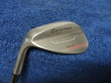 TAYLORMADE TOUR PREFERRED LOB WEDGE 60*, KBS TOUR, LEFT HAND (Z1318) MAKE OFFER