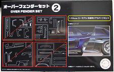 Fujimi 116396 Garage & Tools Overfender Set 2 1:24