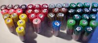 21 ASSORTED COLORS OF 100ml TAMIYA COLOR POLYCARBONATE AEROSOL PAINT