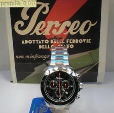 OROLOGIO CRONO PERSEO ACCIAIO CINT ACC ELETTRONICO SUB 50 MT SERIE SPECIALE 5064