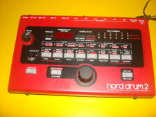 Clavia Nord Drum 2 DDRUM 2 Drum Modul amazing Sounds