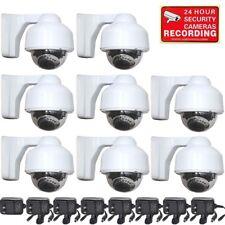 8x Security Camera w/ SONY EFFIO CCD 700TVL IR Day Night Zoom Lens Dome CCTV mg2