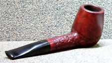 POUL WINSLOW - Crown Viking, Partially Rusticated - Smoking Estate Pipe / Pfeife