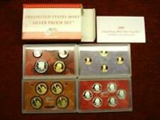 2009 U.S. SILVER PROOF SET - AS NICE AS THEY GET - INC. $s-WOW-HUGE SET