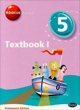Abacus Evolve Framework Edition Year 5/P6: Textbook 1: Textbook No. 1 By Ruth M