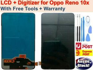Phone LCD Display Touch Screen Digitizer Repair for OPPO Reno 10x Zoom Black OZ