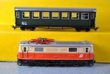 Roco Liliput H0e Br. 1099.03 E-Lok DSS mit Wagen ÖBB 2-tlg. für BASTLER!