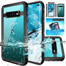 360 Waterproof Armor Case for Samsung Galaxy S10 S9 Note10 Plus Heavy Duty Cover