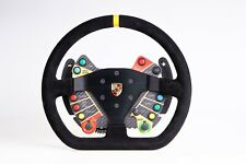 SimLine Simracing button plate / Box with Porsche GT3-R and double clutches