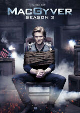 MacGyver: Season 3 [New Dvd] Boxed Set, Dolby, Subtitled, Widescreen, Ac-3/Dol