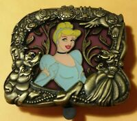 Disney Stained Glass Portraits Cinderella Pin LE 300 2019 ***NEW***