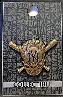 Hard Rock Cafe Yankee Stadium Core 3D Baseball Glove 2017 Pin New LE New York