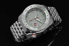 Aragon A082GRY ARAGON Sea Charger Automatic 44mm