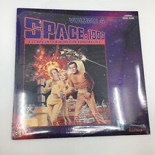 NEW SPACE: 1999 Vol 4- Death's Other Dominion / Alpha Child Laserdisc LD 7784J2