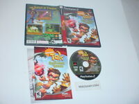 TAK AND THE GUARDIANS OF GROSS game complete w/ manual - Sony Playstation 2 PS2