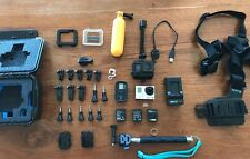 GoPro HERO3+ Black Edition Camcorder -  HUGE BUNDLE (ALL AMAZING CONDITION)