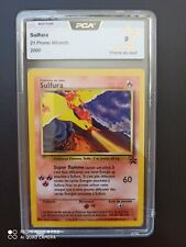 Carte Pokémon Sulfura 21 Promo Wizards - Ultra Rare - FR - PCA 9