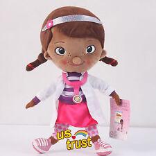 Doc Mcstuffins Doc Dottie Disney Junior Stuffed Plush Doll US ship