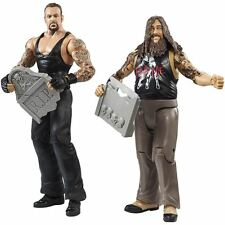 WWE The Undertaker BRAY WYATT WWF BATTLE PACK MATTEL SERIE 38 FIGURA DE LUCHA