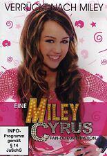 DVD NEU/OVP - Eine Miley Cyrus Fan-Dokumentation - Verrückt nach Miley