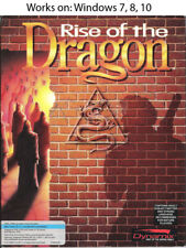 Rise of the Dragon PC Game 1990