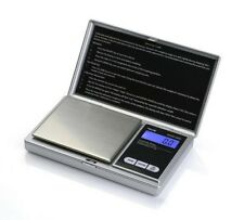 American Weight Scales AWS600SIL Silver Digital Pocket Scale 600 By 0.1 G