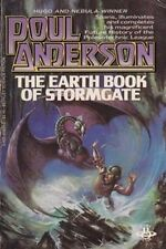 The Earth Book of Stormgate by Paul Anderson , Berkley 1983, Paperback E-77