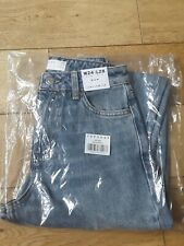 Top Shop Ladies MOM Jeans. Bnwt.Current SS 19 Stock. Rrp £40.Now 60% Off.Size 6