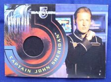 Babylon 5 From The Archives Captain John Sheridan Costume Swatch Card C1