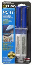 PC11 WHITE EPOXY CEMENT,PASTE MARINE GRADE 1oz Syringe 00054983010112