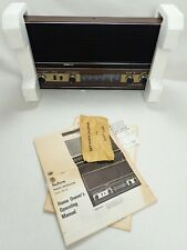 Vintage Nutone IM-203 Radio Intercom Master Station w/ Mounting Hardware