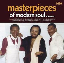 MASTERPIECES OF MODERN SOUL VOLUME 4 Various NEW & SEALED CD (KENT) NORTHERN R&B