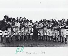 John Reid Hand Signed 12x8 Photo Horse Racing.