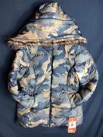 WOMEN'S The North Face Gotham Jacket II TNF Black / Camo S-L $230