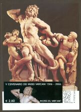 Vatican City Sc# 1341: Fifth Centenary of the Vatican Museum, Maxi Cards