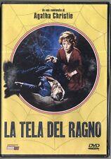 La tela del ragno - Agatha Christie - DVD