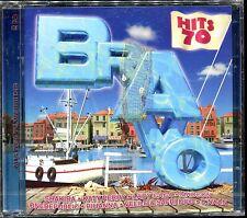 BRAVO HITS 70 - 2 CD COMPILATION NEUF ET SOUS CELLO