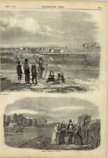 1858 Road to Utah Cúpula de Roca en Senegal rehenes de agua dulce
