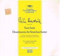 Bartok: Tanz Suite , Spaß Für Schwibbogen / Fricsay, Rias - LP DGG KPM 18153