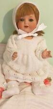 Armand Marseille 1330 Bisque Head Child Doll