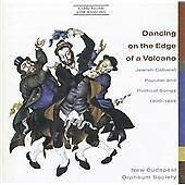 Dancing On the Edge of a Volcano CD NEW
