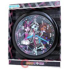 Monter High  Wall Clock Monterhigh Watch 9.5in  Frankie Friends