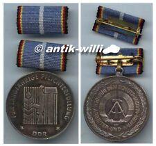 DDR Medaille für Pflichterfüllung zur Landesverteidigung
