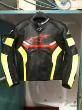NEW Motorcycle Motorbike  Racing Leather Jacket XS TO 4XL ALL SIZES IS Available