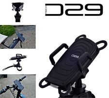 Universal Bike Handlebar Strap Lock Phone Mount Holder for Samsung Smartphone