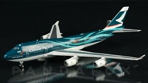 Cathay Pacific Boeing 747-400 B-HOY Asia's World Phoenix PH4MISC2160 04383 1:400