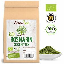 Rosmarin Bio 500g getrocknet geschnitten | Rosmarintee | Gewürz | vom-Achterhof